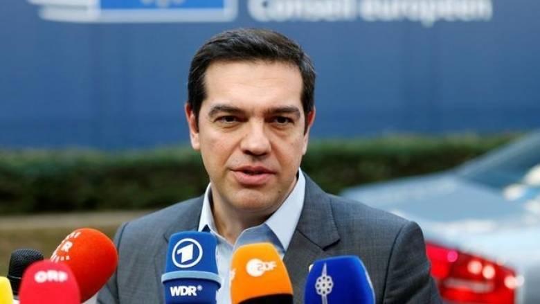 Στις Βρυξέλλες ο Αλέξης Τσίπρας για την Σύνοδο Κορυφής της Ε.Ε.