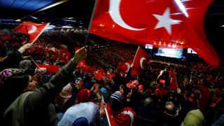 Παραμένει η ένταση στις σχέσεις Γερμανίας-Τουρκίας