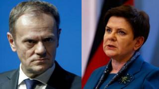Η Πολωνία μπλόκαρε τα συμπεράσματα της Συνόδου Κορυφής