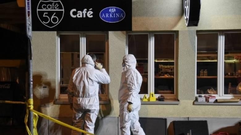 Ελβετία: Αιματηρή επίθεση σε καφέ στη Βασιλεία