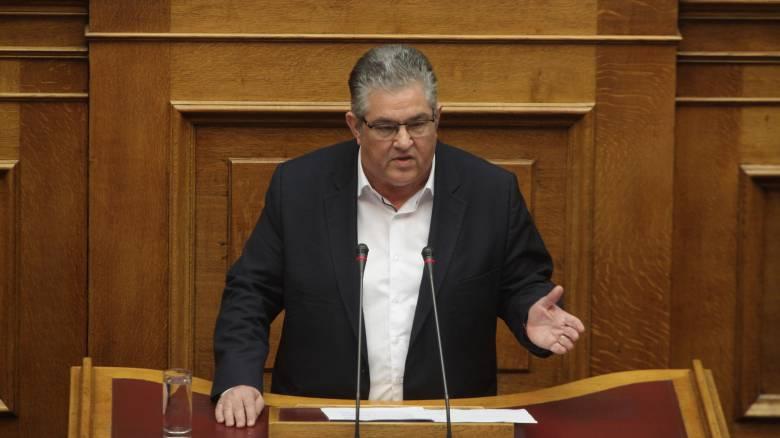 Κουτσούμπας: Ο ΣΥΡΙΖΑ είναι κλασικό αστικό κόμμα