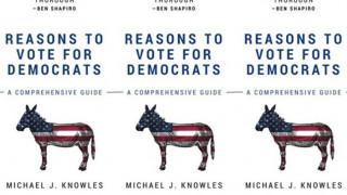 «Λόγοι για να ψηφίσετε τους Δημοκρατικούς» : Το Best Seller που θα σας πάρει 15'' για να διαβάσετε