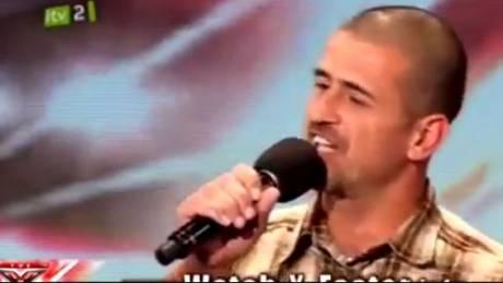 Ισπανός παιδεραστής τραγούδησε στο βρετανικό X-Factor