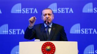 Νέα προειδοποίηση του Κουρτς στον Ερντογάν