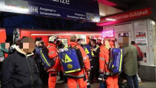 Επίθεση με αέριο σε σταθμό του Μετρό στο Αμβούργο