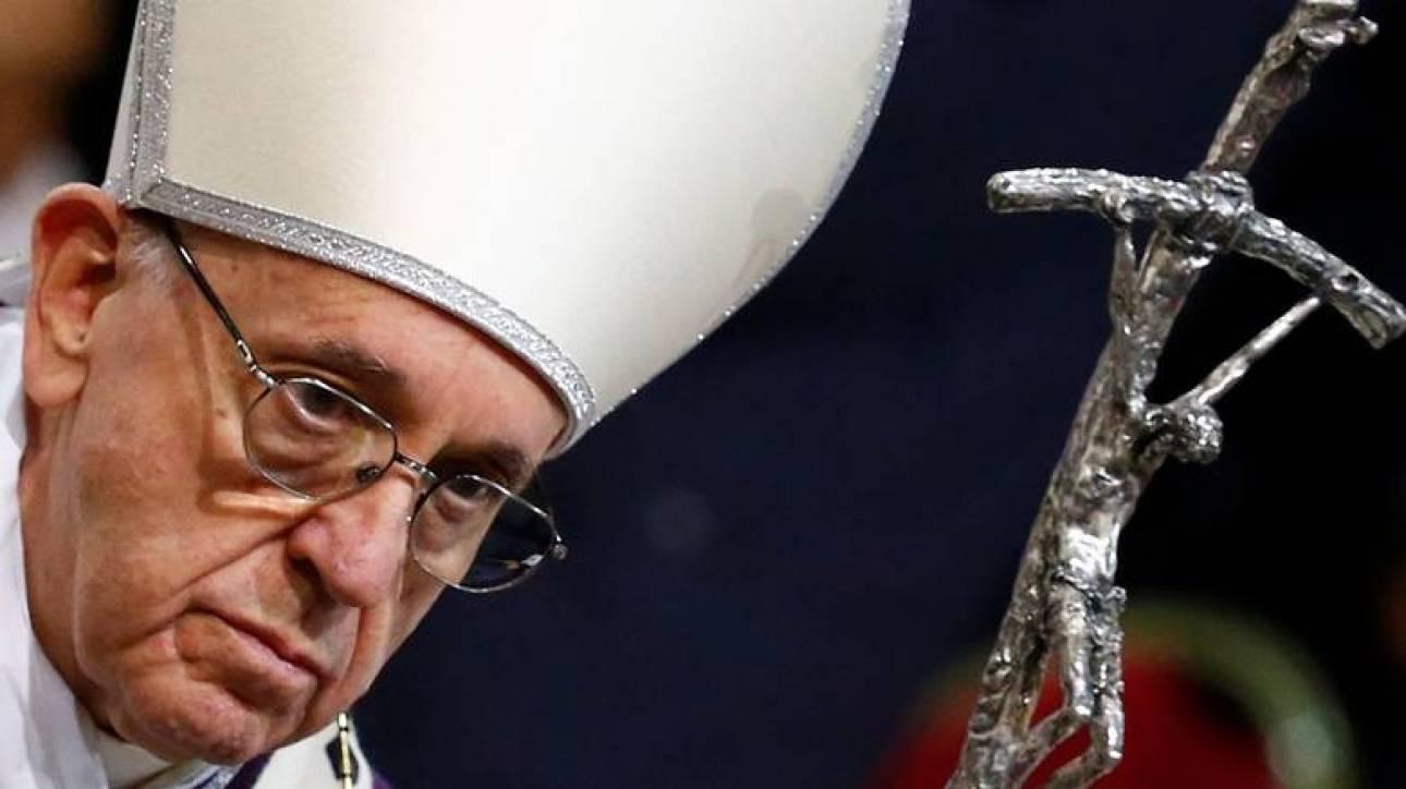 Επίσκεψη στην Κολομβία προγραμματίζει ο πάπας Φραγκίσκος