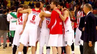 Euroleague: «Κλείδωσε» 3άδα ο Ολυμπιακός νικώντας τη Νταρουσάφακα