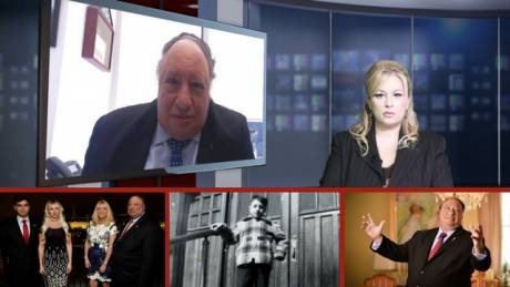 Τζον Κατσιματίδης στο CNN Greece: Ανησυχώ για τηv Τουρκία, το Οικουμενικό Πατριαρχείο και τα νησιά