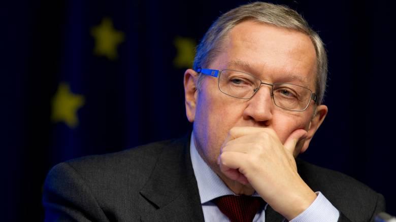 Αυστηρός ο Κλάους Ρέγκλινγκ με τους Έλληνες τραπεζίτες
