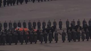 Μοναδικό βίντεο από την κηδεία του Στάλιν 64 χρόνια μετά