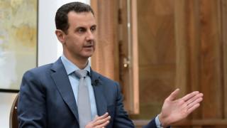 Ο Άσαντ ελπίζει το 2017 να τελειώσει ο πόλεμος στη Συρία
