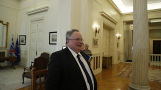 Διήμερη επίσκεψη του ΥΠΕΞ Ν. Κοτζιά στις ΗΠΑ