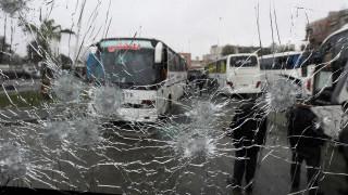 Διπλή βομβιστική επίθεση σκόρπισε το θάνατο στη Δαμασκό (pics)