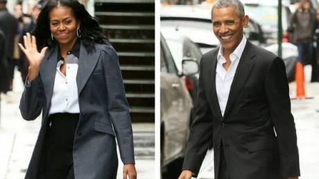 Αποθέωσαν τον Ομπάμα μόλις μπήκε σε εστιατόριο (pics&vid)
