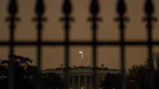 Συναγερμός στον Λευκό Οίκο: Άνδρας εισέβαλε στον προαύλιο χώρο