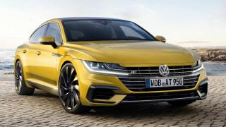 Το Arteon, που διαδέχεται το Passat CC, είναι το πιο εντυπωσιακό σύγχρονο Volkswagen