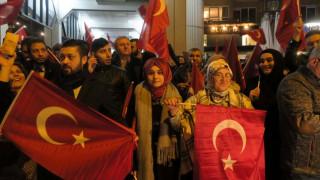 «Ανεύθυνη» χαρακτήρισε η Ολλανδία την επίσκεψη της Τουρκάλας υπουργού