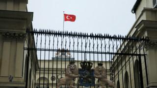 Εισβολή Τούρκων στο ολλανδικό προξενείο - Αυστηρή προειδοποίηση από Ρούτε
