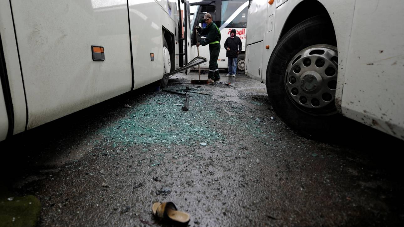 Το Παρίσι καταδικάζει την πολύνεκρη επίθεση στη Δαμασκό