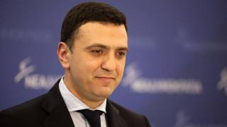Βασίλης Κικίλιας: H NΔ ζητά πολιτική αλλαγή και εκλογές