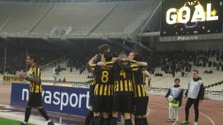 Super League: Δίκαιη και εμφατική νίκη της ΑΕΚ με 3-0 επί του ΠΑΟΚ