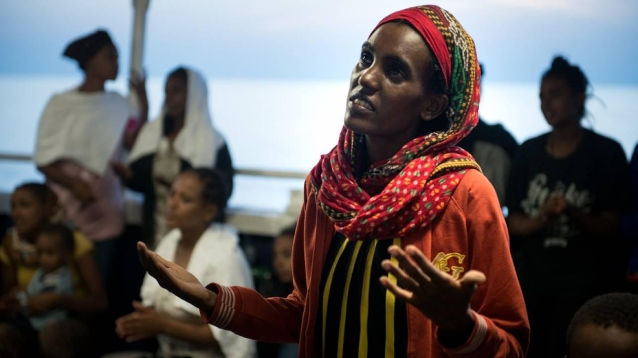 Ξεχασμένες κρίσεις: η οδύσσεια των απελπισμένων της Ερυθραίας (pics)