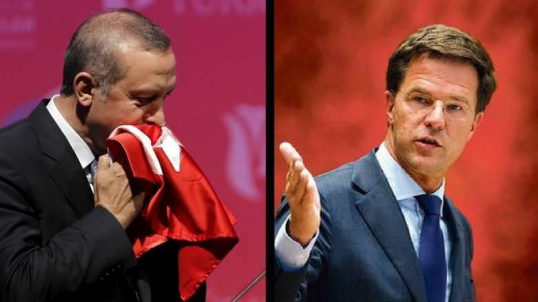 Στην αντεπίθεση η Ολλανδία - Η Τουρκία προκαλεί «εμφύλιο» στη Γαλλία