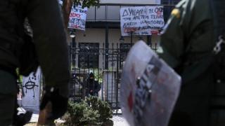 Αστυνομική επιχείρηση σε καταλήψεις στο κέντρο της Αθήνας