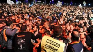 Τραγωδία με 2 νεκρούς στην Αργεντινή: Ποδοπατήθηκαν σε συναυλία (pics)