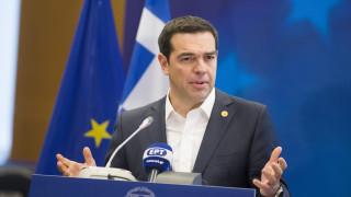 Τσίπρας: Δικαιούμαστε πρωταγωνιστικό ρόλο στο μέλλον της Ευρώπης