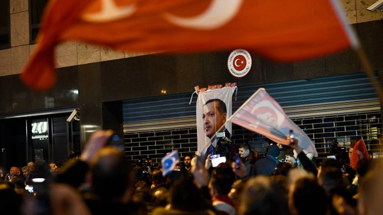 O «διπλωματικός πόλεμος» Ολλανδίας-Τουρκίας και η... μάχη της κάλπης