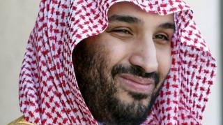 Ο Σαουδάραβας διάδοχος του θρόνου επισκέπτεται τον Τραμπ