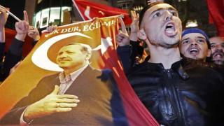 Το ολλανδικό ΥΠΕΞ εξέδωσε ταξιδιωτική οδηγία για την Τουρκία