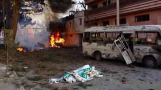 Βομβιστής αυτοκτονίας ανατινάχτηκε στην Καμπούλ