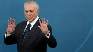 Ο πρόεδρος της Βραζιλίας μετακόμισε λόγω... φαντασμάτων