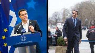Νέα δημοσκόπηση: 17 μονάδες η διαφορά ΝΔ-ΣΥΡΙΖΑ