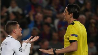 Παρί Σεν Ζερμέν:  Στέλνει φάκελο στην UEFA για τη διαιτησία του ματς με τη Μπαρτσελόνα