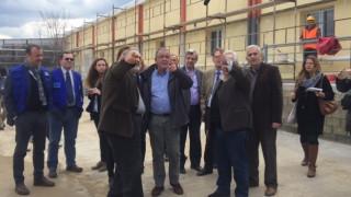 Ο Γιάννης Μουζάλας εγκαινίασε νέα δομή φιλοξενίας προσφύγων στη Θήβα (pics&vid)