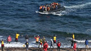Μειώθηκαν οι μεταναστευτικές ροές στο Αιγαίο