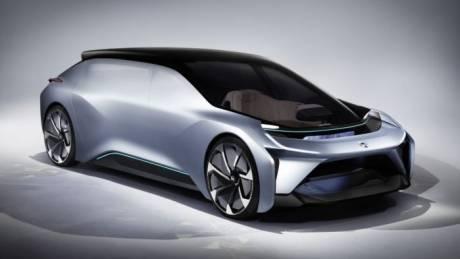 Eve: Το αυτοκίνητο του μέλλοντος προσγειώθηκε στη Γη