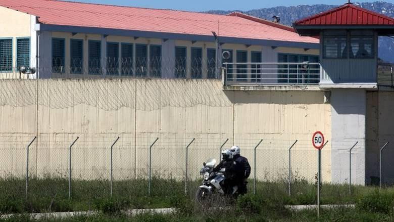 Μειώθηκαν οι κρατούμενοι στις ελληνικές φυλακές