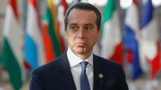 Αυστριακός καγκελάριος: Επίτηδες προκαλεί ο Ερντογάν