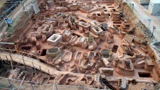 Αυτοψία στις αρχαιότητες που βρέθηκαν στο Μετρό Θεσσαλονίκης (pics)