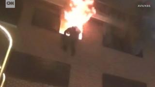 Πυροσβέστης άφησε το γάμο κι έτρεξε στο καθήκον