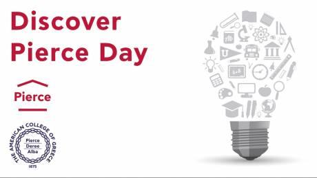 Discover Pierce Day: Ημέρα γνωριμίας με υποψήφιους μαθητές και γονείς