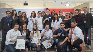 Σημαντικές διακρίσεις του Chef School ΙΕΚ ΑΛΦΑ Θεσσαλονίκης