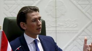 Κουρτς: «Όχι» στην ένταξη της Τουρκίας στην ΕΕ