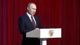 Ο Πούτιν αντίθετος στην αναβίωση της μοναρχίας