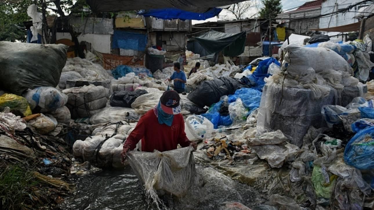 Το κάλεσμα της Greenpeace στους Ευρωπαίους ηγέτες για το πλαστικό