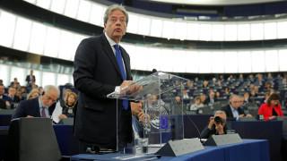 Τζεντιλόνι: «Δεν θα υπάρξει ποτέ Ευρώπη πρώτης και δεύτερης κατηγορίας»